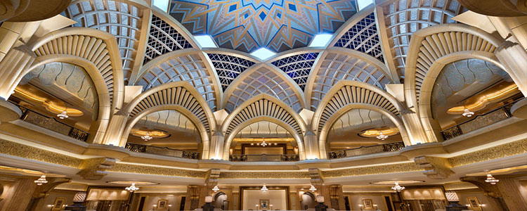 Emirates Palace inside