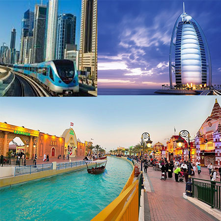Dubai City Tour